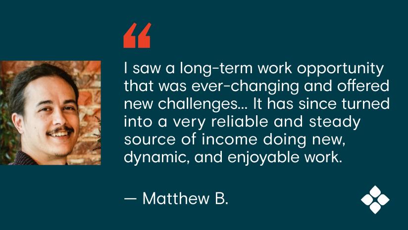 Matthew B on Project Shasta